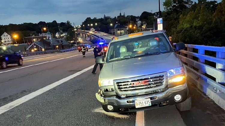 Windham man charged following alleged 'road rage' incidents in Brunswick, Bath