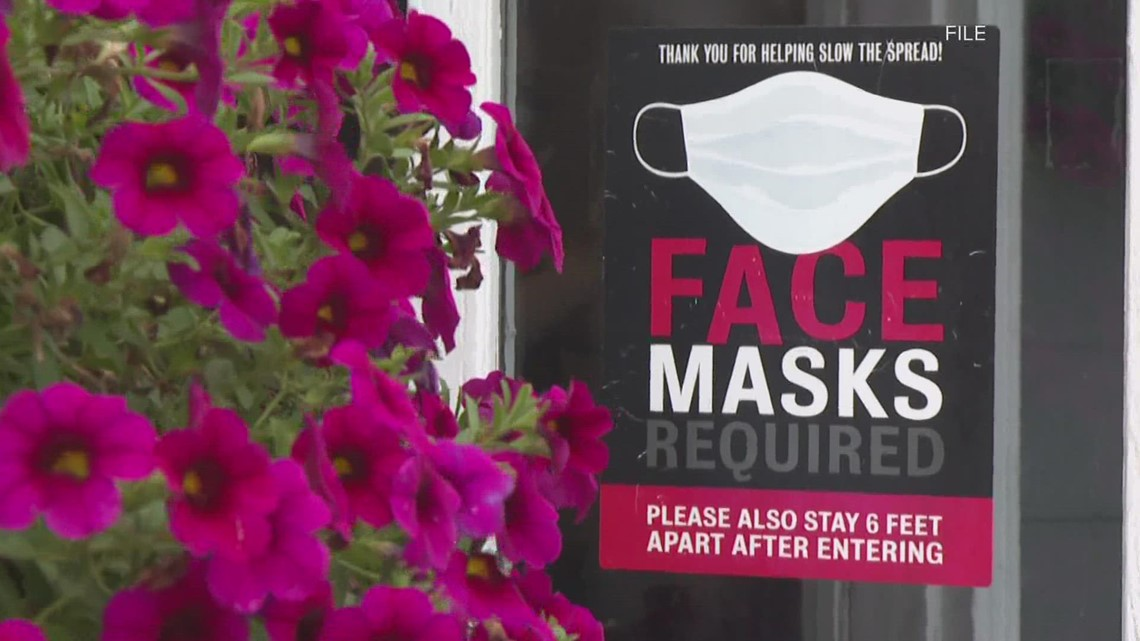 Portland city council considering a return of the mask mandate