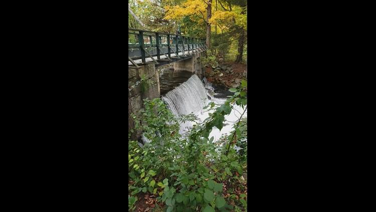 The Falls in  Bridgeton...