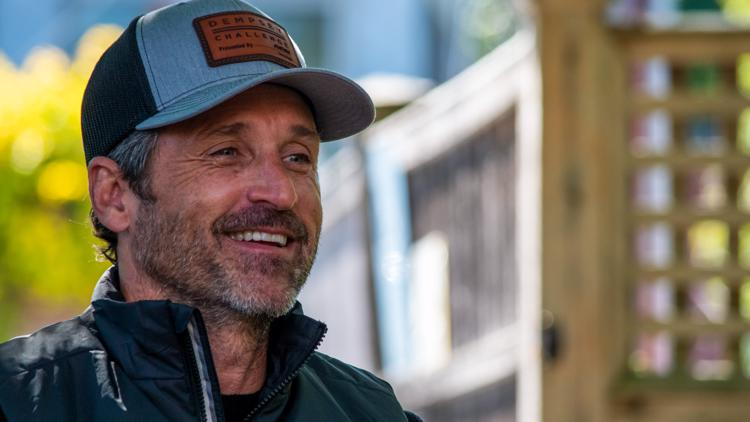 Patrick Dempsey on filming 'Disenchnated' and upcoming 2021 Dempsey Challenge