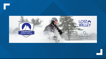 First-ever Dempsey Winter Games coming to Auburn's Lost Valley in March