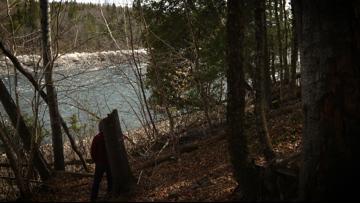 A BREATH OF FRESH AIR: St John River at Allagash