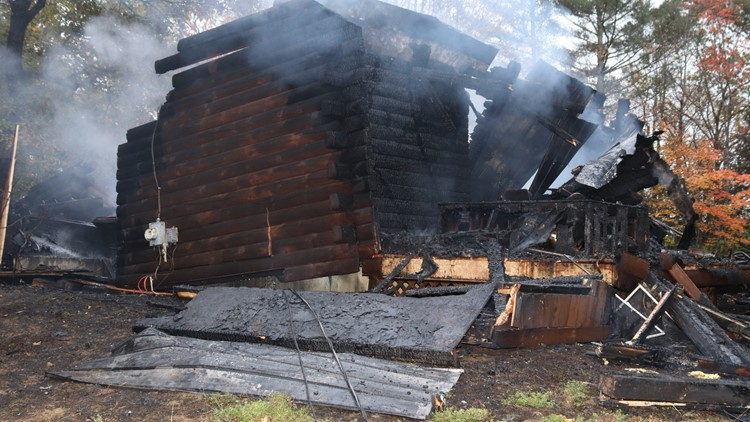 Embden home explosion injures woman, officials investigating.