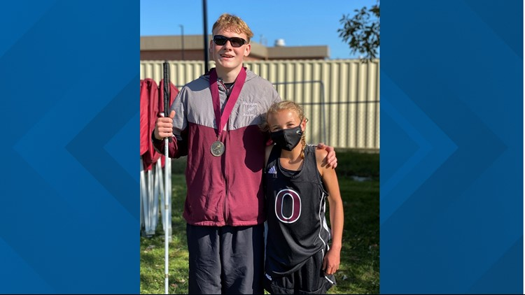 Act of sportsmanship in Orono goes viral in Maine