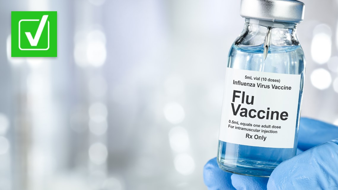 VERIFY | Yes, the flu vaccine is mandatory for Maine health care workers