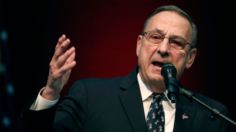 Former Governor Paul LePage officially launches reelection campaign with Augusta rally