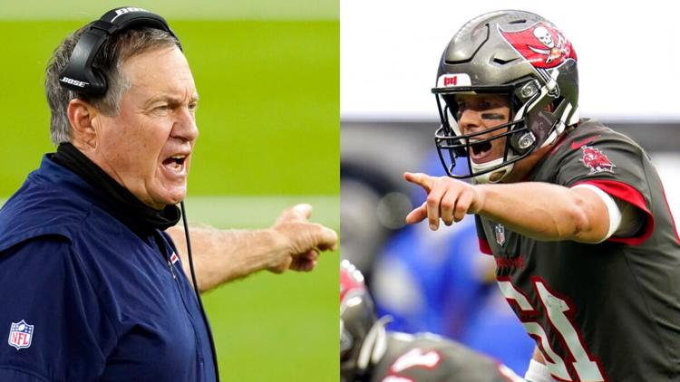 'Super Personal': Brady responds to rumors about beef with Belichick