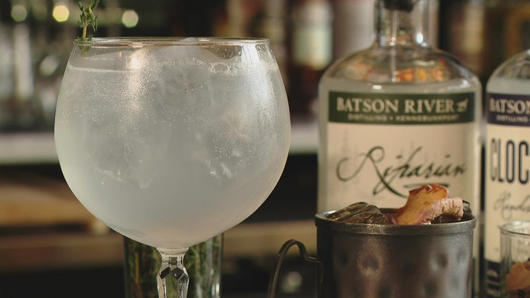 Fall cocktails are on the menu at Batson River Brewing & Distilling