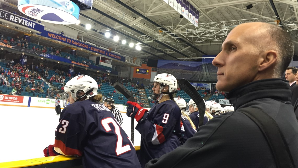 UNE professor to serve as US women's hockey team trainer during upcoming Beijing Winter Olympics