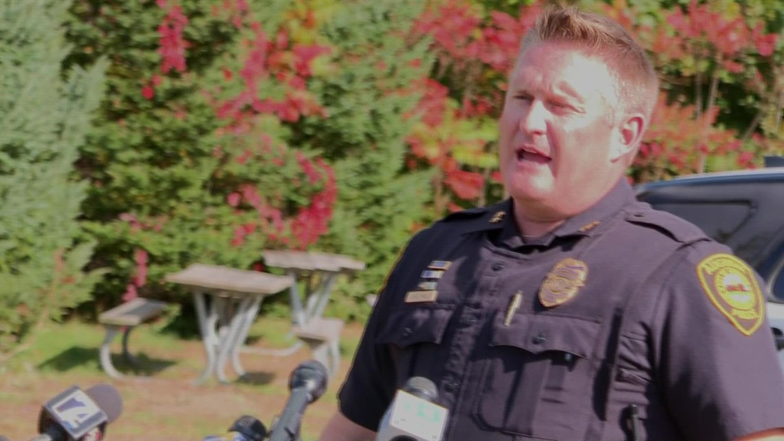 UNSCRIPTED: Augusta Police Chief Jared Mills on officers-involved shooting