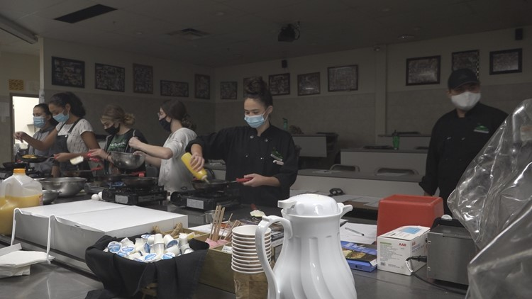 New program sends Lewiston students into community to address worker shortage