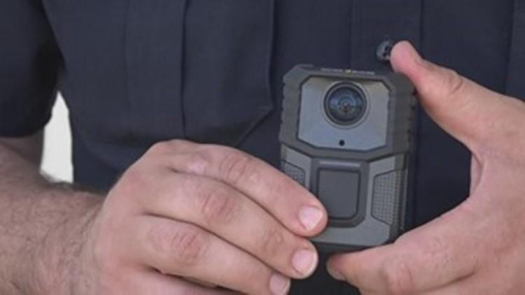 Topsham approves body, cruiser cameras for police