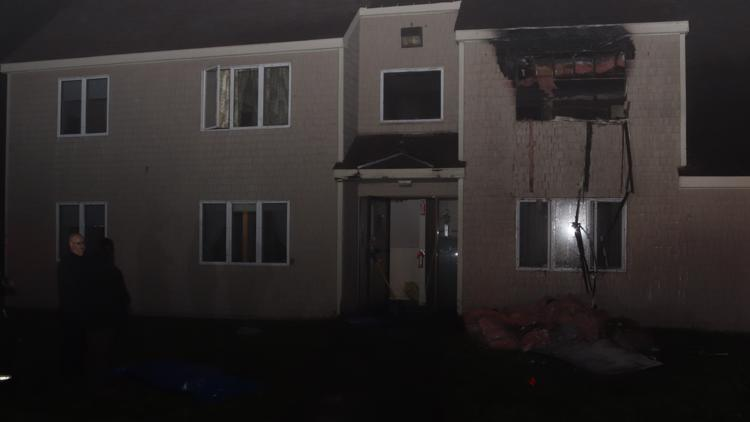 Jay woman dies in fire during smoking incident