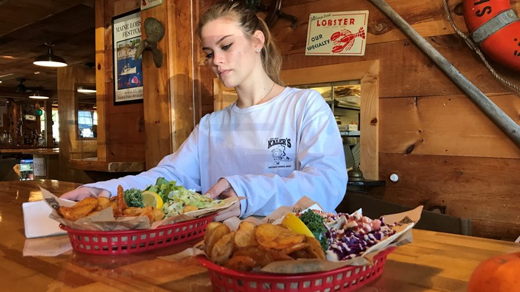 Maine tourist businesses 'worn out' after hectic season with too few workers