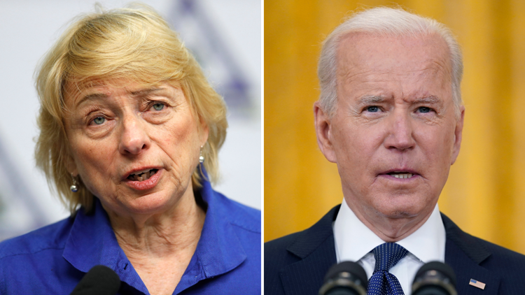Mills to join virtual discussion with Biden Tuesday on innovative ways states are vaccinating people