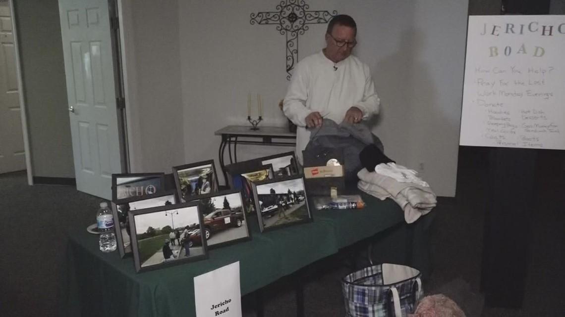 Bangor church holds homeless resource fair
