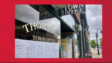 Town of Thomaston non-essential employees begin working remotely on April 2 due to coronavirus