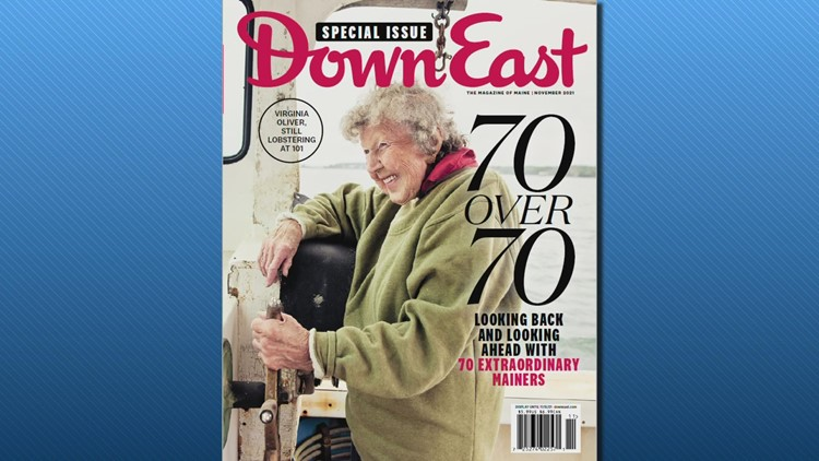 From Down East Magazine, 70 people who are doing extraordinary things — and they're all over 70
