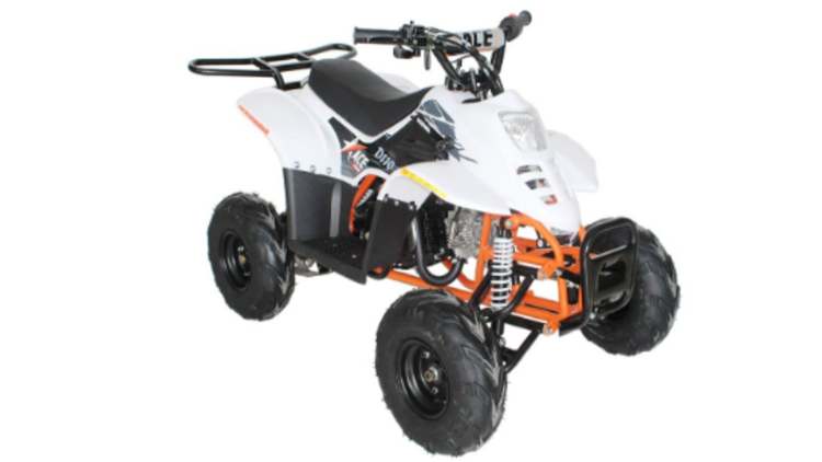 CPSC and EGL Motor warn people to stop using ACE youth ATVs due to crash hazard