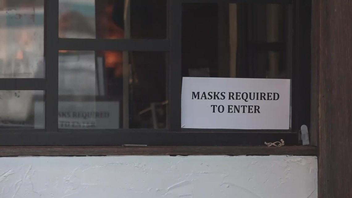 Portland City Councilors split on mask mandate decision