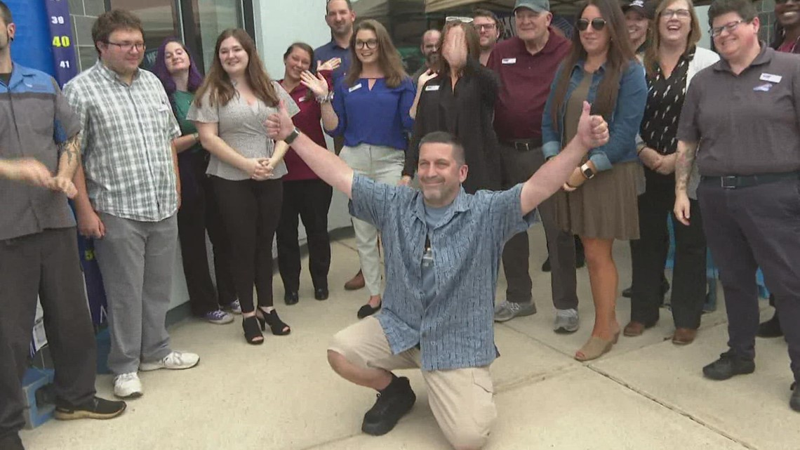 'Kevin on the Roof' fundraiser exceeds goal of raising $50,000 for STRIVE