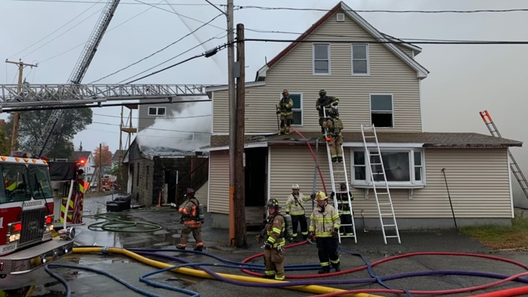 All residents safe after Old Orchard Beach apartment building fire