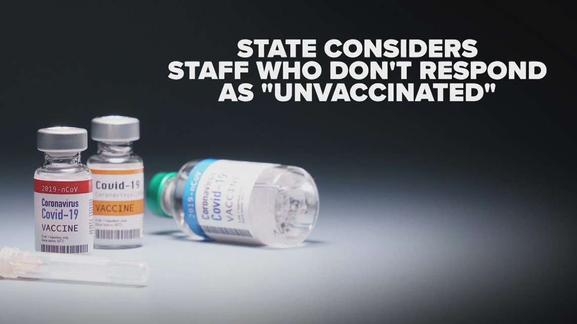 School districts push back on Maine DHHS school staff COVID-19 vaccination rates