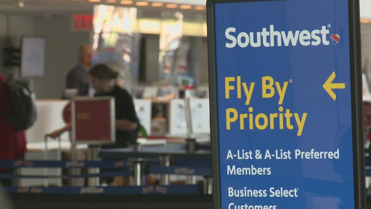 Southwest Airlines cancellations affects travelers at PWM