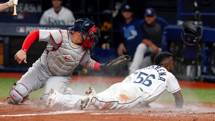 Tampa Bay Rays top Red Sox in Game 1 of ALDS