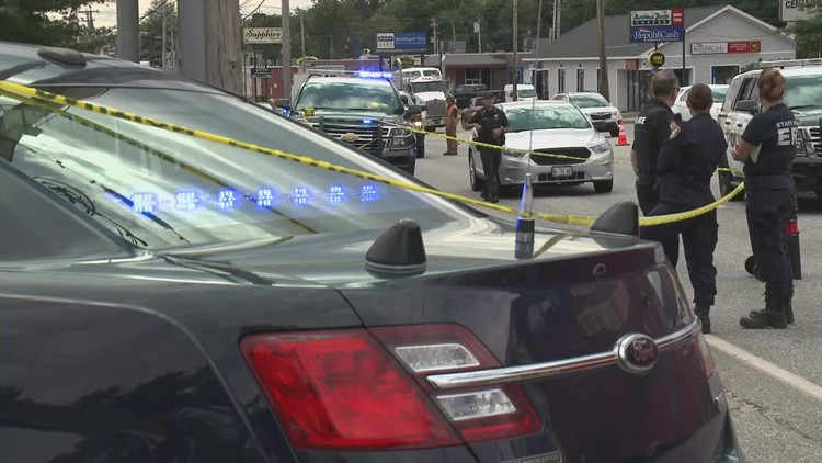 Auburn police officer shoots and kills Bucksport man