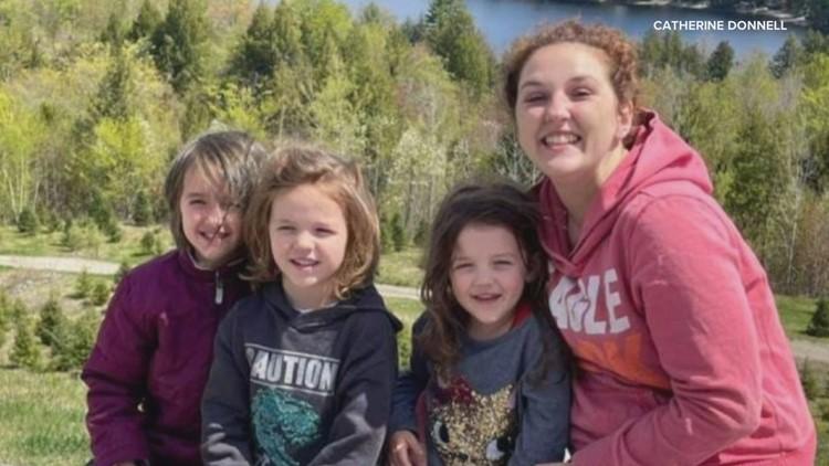 Maine woman, 2 children killed in multi-vehicle crash in Virginia; 2 other children injured