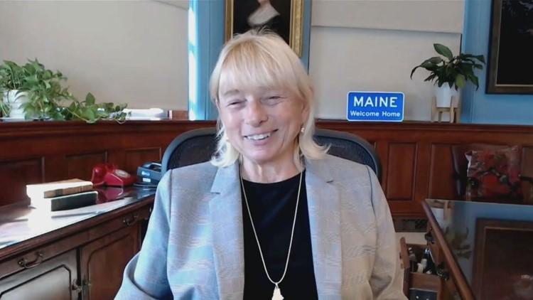 Gov. Mills pledges to rehouse 1,000 families through Biden Admin's House America initiative