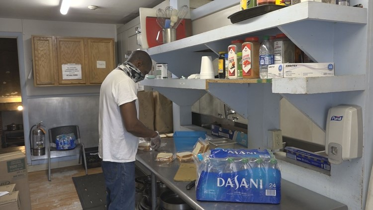 Community pitches in to support Bangor Area Homeless Shelter during kitchen renovation
