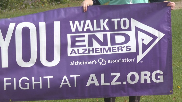 The 'Greater Portland Walk to End Alzheimer's' returns