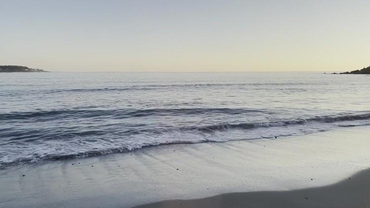 Sunrise at Short Sands