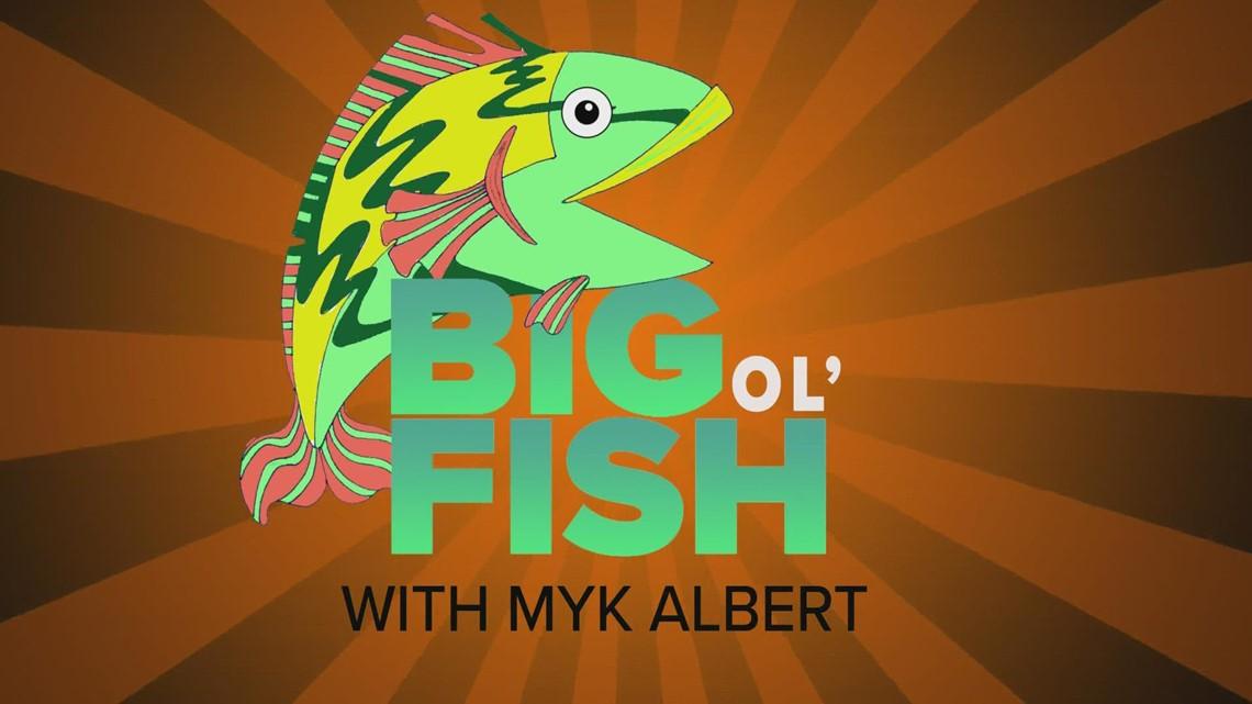 Big Ol' Fish 092521