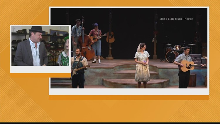 Maine State Music Theatre's costume sale returns this weekend