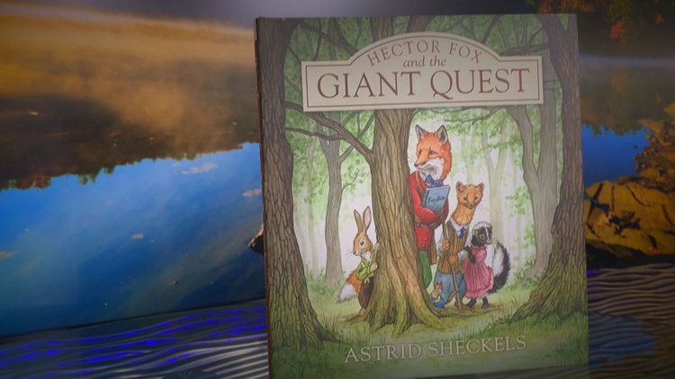 'Hector Fox' encourages kids to explore friendships and adventures