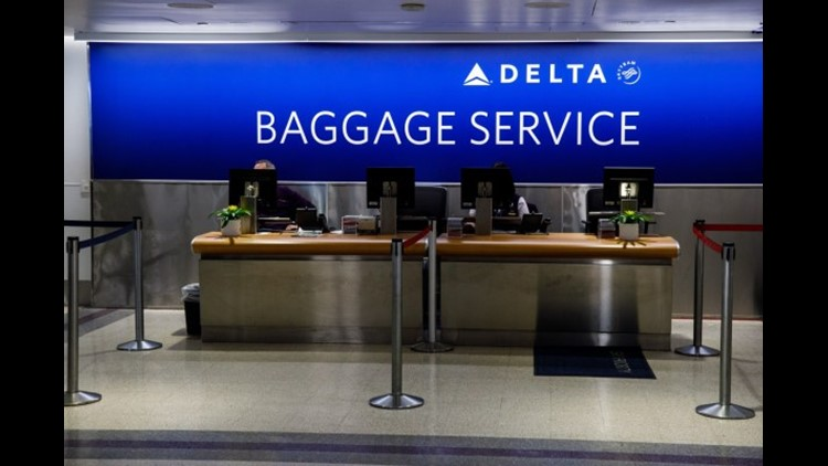 Follow these suggestions if your baggage is delayed. (Photo by Patrick T. Fallon / The Points Guy)