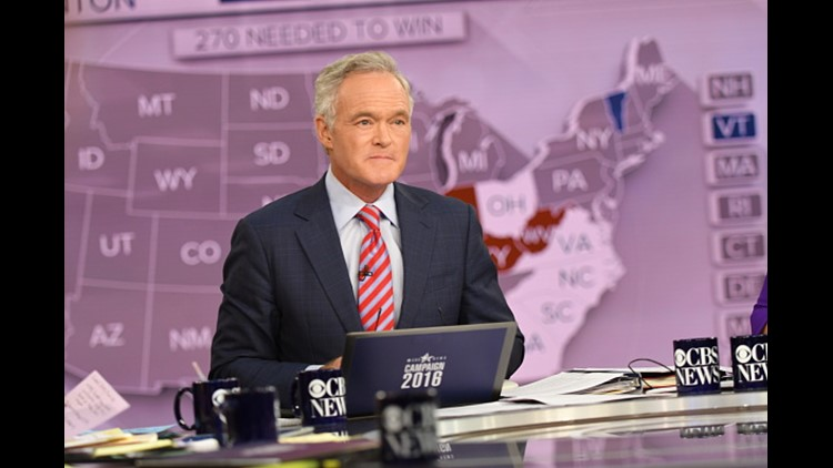 Scott Pelley out as 'CBS Evening News' anchor after 6 years
