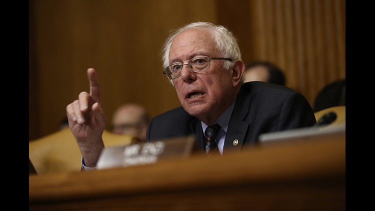 <p>Democratic Sen. Bernie Sanders says the man authorities identified as opening fire on the Republican congressional baseball practice had apparently volunteered on his presidential campaign.</p>