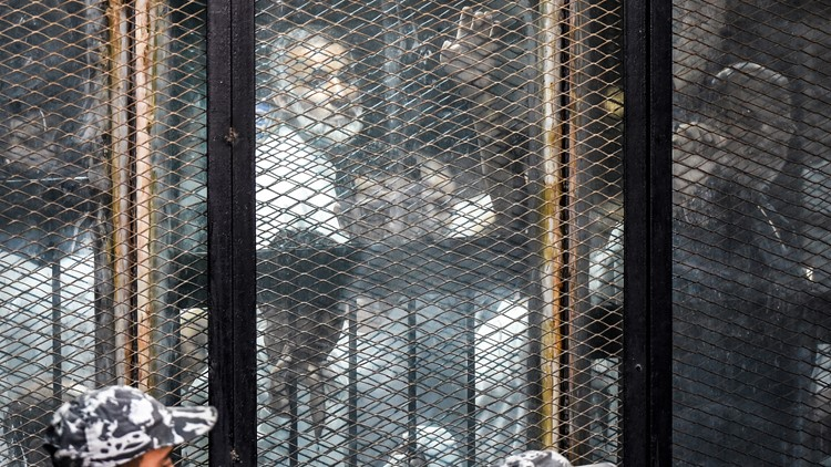 75 protesters sentenced to death in Egypt following sit