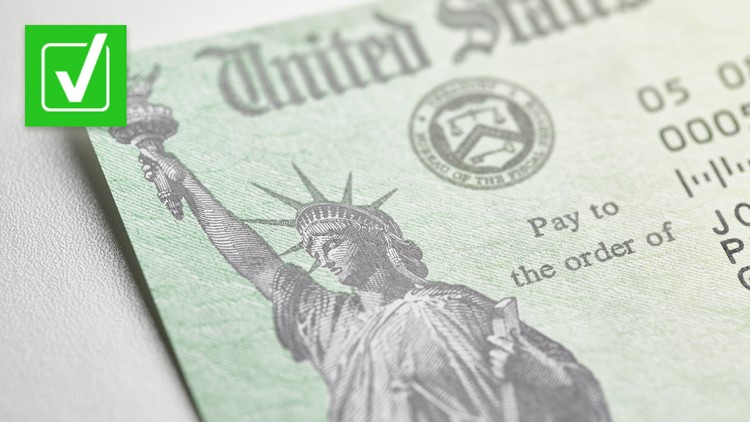 Yes, scammers are making fake unclaimed stimulus check websites