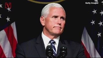 Lady Gaga Slams Mike Pence as 'Worst Representation of What it Means to be Christian'