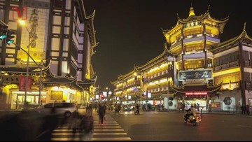 China's Population Growth Slowest Since 1961