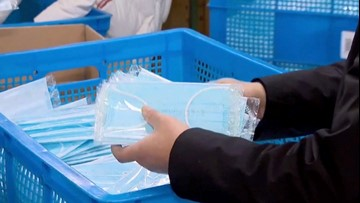 Surgical Masks Reportedly Selling Out In Multiple U.S. Cities Amid Coronavirus Fears