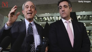Test 1 Trump Legal Team Gets Victory as Cohen Hush Money Federal Investigation Closes