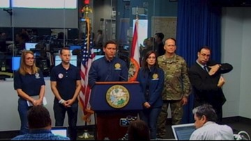 Gov. DeSantis Tells Hurricane Survivors to Stay in Bahamas, Don't Come to Florida