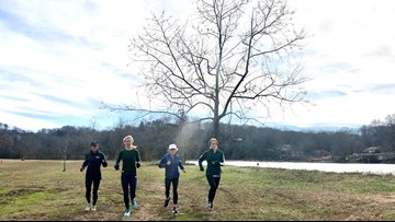 The Mother Runners reminds mothers about the importance of self-care