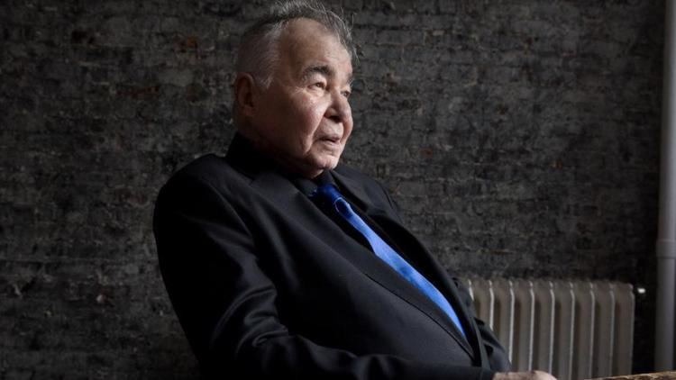 Songwriter and musician John Prine